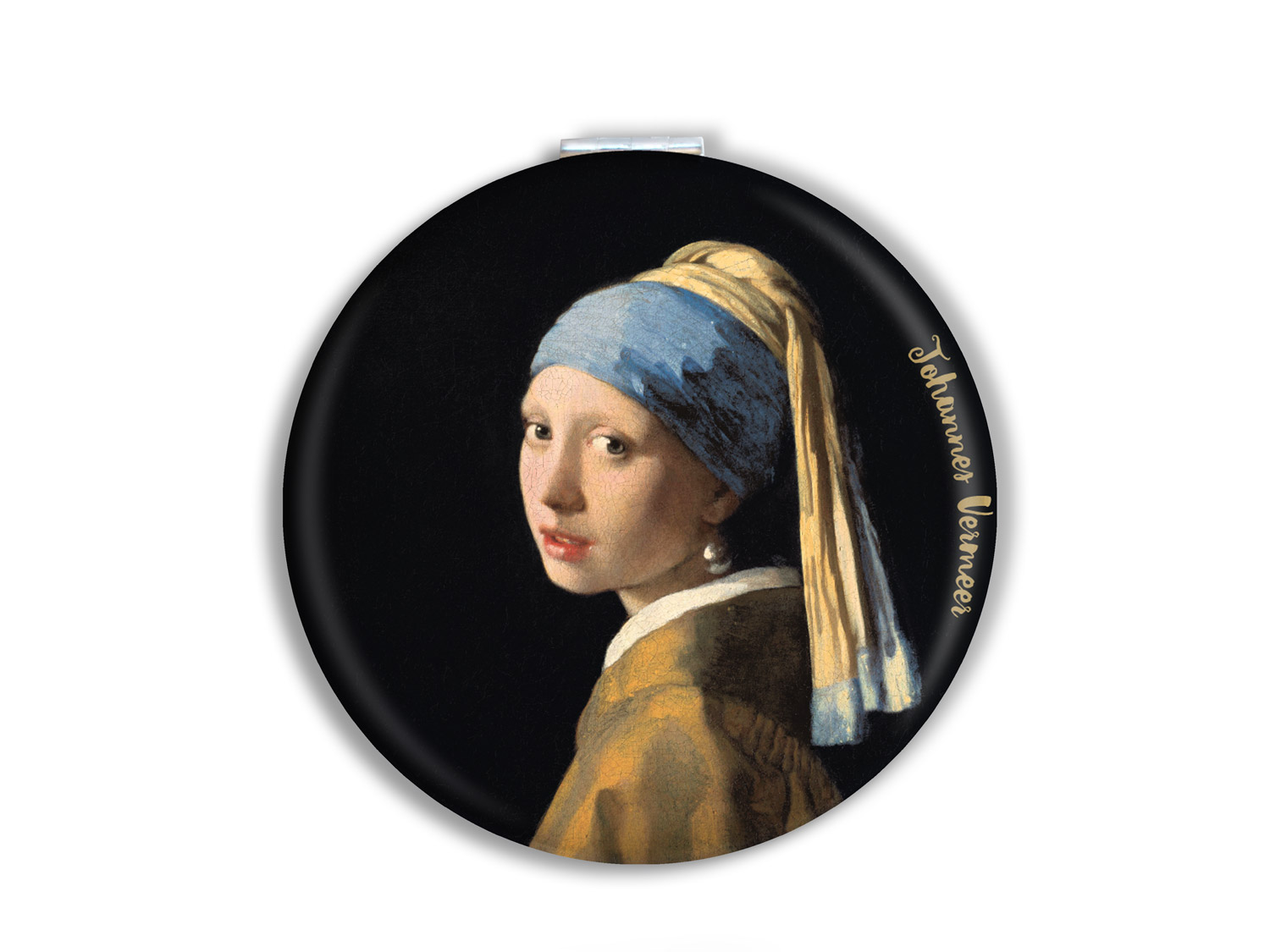 Girl with a Pearl Earring – Johannes Vermeer